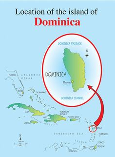 Dominica this WILL be my next big vacation after the big move