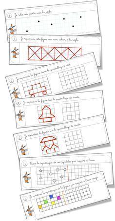 *plenty of mats/geometry printables here