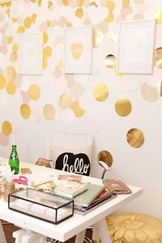 Shop Talk: Stephanie Sterjovski of SS Print Shop, beautiful office space