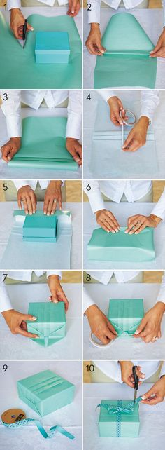 Learn the art of Japanese pleating from U.K.-based gift stylist Jane Means.