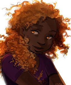 Hazel Levesque by CookieCreation Percy Jackson Fandom, Percy Jackson Fan Art, Hazel Levesque, Rick Riordan Series, Rick Riordan Books, Magnus Chase, I Take A Nap, Oncle Rick, Leo Valdez