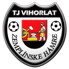 TJ Vihorlat Zemplinske Hamre , Football logo , Slovakia
