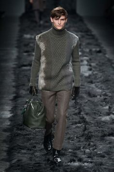 Fendi Mens Autumn (Fall) / Winter 2014