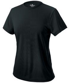 Charles River Apparel Style 2830 Women's Pique Wicking Tee - SweatshirtStation.com #ladiestee #wickingtee #golfshirt