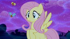 it's bat time Fluttershy, Mlp, My Little Pony, Tweety, Old School, Stuff To Do, Friendship, Childhood, Animation