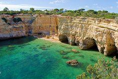 Praias do Algarve Central: Lagoa, Silves, Albufeira, Loulé, Faro ... www.portugalvirtual.pt380 × 253Pesquisar por imagens Praia da Albandeira