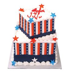 patriotic cakes - Google Search