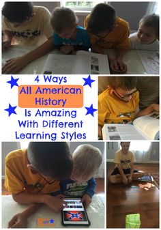 4 Ways All American History Is Amazing With Different Learning Styles