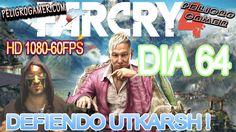 Farcry 4 este es el GamePlay Español Walkthrough Playthrough HD 1080-60fps en PS3 del Dia 64 que seria Defiendo Utkarsh!  con gameplay comentado en español 100% para la variedad de este juego   .   ------------- ABRIR BOX AQUI IMPORTANTE INFO PARA TODOS LOS CANALES---------------  Eeeiii !! eeii ..Peñaaa !  es un juego de acción en primera persona/mundo abierto desarrollado por Ubisoft Montreal en conjunto con Ubisoft Red Storm Ubisoft Toronto Ubisoft Shanghai y Ubisoft Kiev y distribuido…