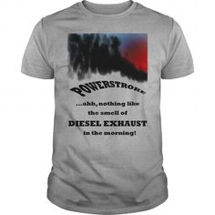 Diesel Exhaust in the Morning! - Hot Trend T-shirts
