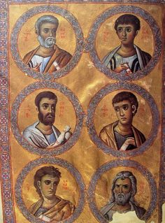 View album on Yandex. Byzantine Architecture, Byzantine Icons, Minecraft Crafts, Orthodox Icons, Illuminated Manuscript, Views Album, Christianity, Renaissance, Ikon