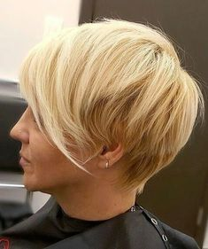 Long Pixie Coupe de cheveux