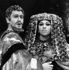 Leontyne Price as Cleopatra