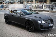 Bentley Cont.