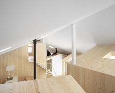 De kamers in dit huis in Japan vormen een dorp van kleine huisjes - Roomed