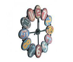warwickshire clock, love this!!!