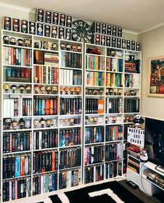 books and bobbleheads