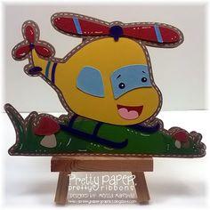 Moe Creations: Happy Landings/PPPR!!