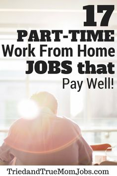 Looking for a part-time job? check out these 17 legitimate ways to make money from home with flexible hours. Earn Money From Home, Way To Make Money, Make Money Online, Money Fast, Money Saving Mom, Best Money Saving Tips, Money Tips, Money Plan, Online Jobs From Home