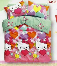 Bed sheet & bed cover motif HK love bahan katun jepang, made by order... Pemesanan melalui 081554469976 (sms atau whatsapp) atau komen di pict...