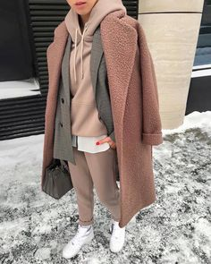 Sporty Outfits, Simple Outfits, Cute Outfits, Fashion 2020, Look Fashion, Womens Fashion, Fashion Today, Winter Fashion Outfits, Spring Outfits
