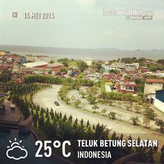 #weather #indonesia #sun