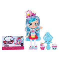 Awesome collection of Shopkins Toys in UK. Shop now for Shopkins season 5 and other series. Pre-order, buy online or collect in your local Smyths Toys Superstore. Shopkins Chef Club, Shopkins Season 6, Shoppies Dolls, Shopkins And Shoppies, Toys For Girls, Kids Toys, Best Christmas Toys, Christmas Gifts, Craft Fair Displays