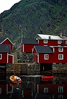 deepitforest:    Norway' - Lofoten Islands