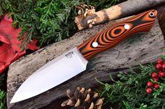 Bark River Knives - Bush Seax