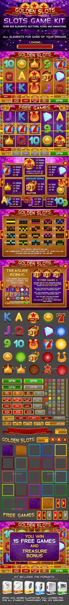 Golden Slots Game Ki...