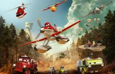 The special thanks section in Disney Infinity credits mentions Planes: Fire and Rescue. Could Dusty and Lil' Dipper be the final Disney Originals figures in Edition? Julie Bowen, Nintendo 3ds, Disney Movies, Film Disney, Disney Stuff, Parc National, National Parks, Wii, Film