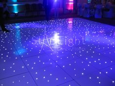 Thumbnail of white LED dance floor
