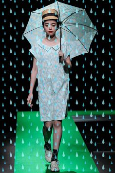 EVERLASTING SPROUT SPRING 2013 RTW  TOKYO FASHION WEEK