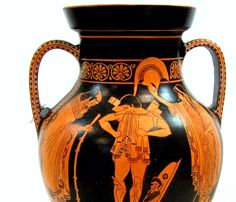 Greek Vases from Hellenic-Art Learn More at http://www.hellenic-art.com/