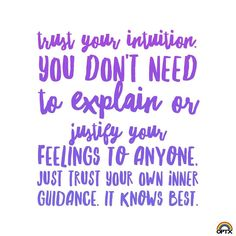 Trust your intuition 🙏✨💜 ⠀⠀⠀⠀  www.RainbowOPTX.com 🌈   @rainbowoptx