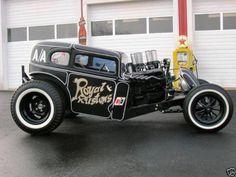 Rat Rod Hot Rod