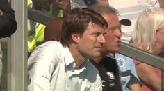 European great Michael Laudrup was named manager of Swansea City Football Club #OnThisDay in 2012...