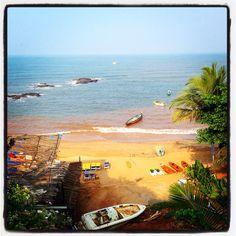 Goa it is!