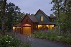 Hickorywood Cottage by Barefoot Cottage Company at The Pinehills