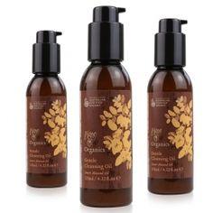 Organic Gentle Cleansing Oil – Bloom Cosmetics - cosmetics, makeup, beauty