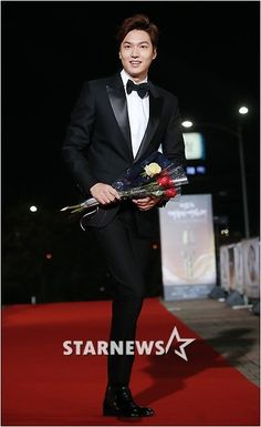'Gangnam Blues' Lee Min-ho receives Best New Actor Award at 52th Daejong Film Awards @ HanCinema :: The Korean Movie and Drama Database