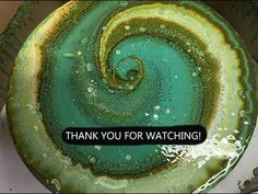 ( 067 ) acrylic pouring water - alcohol 70% + 96 % ( request ) - YouTube