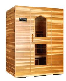 Have to have this!! Dynamic Modena 3-person FAR Infrared Sauna | Lower ...