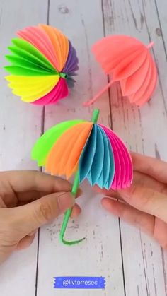 Diy Crafts Hacks, Diy Crafts For Gifts, Diy Arts And Crafts, Creative Crafts, Diys, Handmade Crafts, Paper Crafts Origami, Paper Crafts For Kids, Preschool Crafts