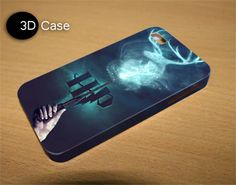 stag patronus harry potter 3D iPhone Cases for iPhone 4,iPhone 4s,iPhone 5,iPhone 5s,iPhone 5c,Samsung Galaxy s3,samsung Galaxy s4 on Etsy, $4.09 CAD