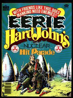 EERIE #106 Hard John Apple Stories Classic Horror Comic Warren Magazine John Severin Ortiz Walt Simonson