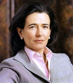 10 cosas sobre Ana Patricia Botín, Presidenta del Banco Santander - Actualidad: famosos, éxitos, deportes...