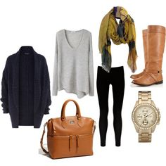 I love this; comfortable yet stylish.