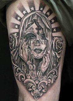 Tattoo Artist - Led Coult Tattoo - muerte tattoo