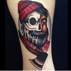 Elia Landi from Skinwear Tattoo Rimini. #elia #landi